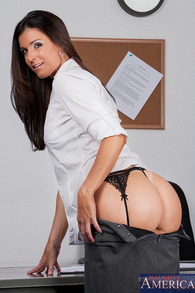 India Summer is a sweet sexually aroused advisor who bangs one of her students.