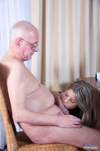 At barely 22 years old, Gina Gerson is fucking spoiled dominant-bitch that asks from her partner, a 66 years old man, to buy her larger amount clothes. Poor Oldje has barely one wish, to attain a inexpert car but this juvenile vagina leaves him penniless.