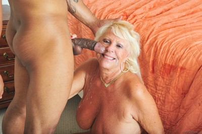 Sexually aroused grannies love to fuck #10, scene #02