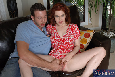 Mae Victoria is a moist and hungry MILF prepared to engulf and be dug by major cock.
