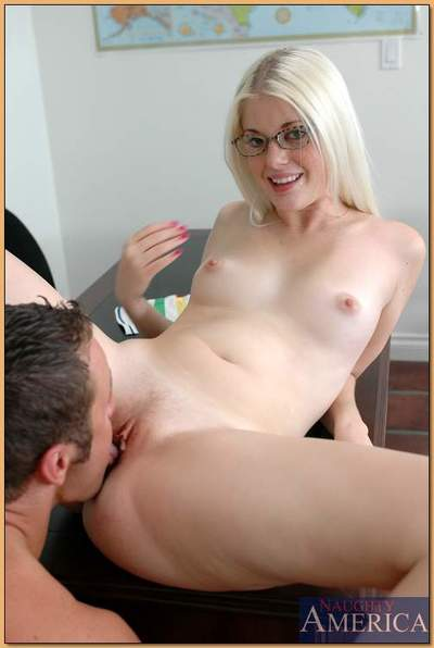 Marvelous coed in glasses Charlotte Stokely beguiled and drilled in brand
