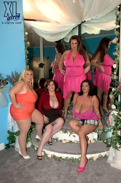 Massive Fat Wedding Blowout