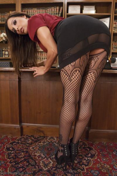 Francesca le has a client with an enthusiastic anal addiction. lisa tiffian can not g