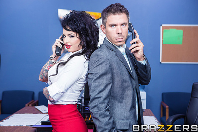 Christy Mack and her coworker Mick have been gunning for the same promotion, and its making things in the office super hostile! Christys secure her sprightly enormous zeppelins have appealed to the boss this boy desires a floozy enjoy her around to enjoy