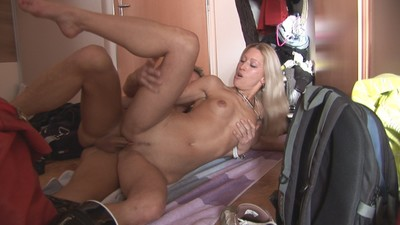 Real homemade gangbang view