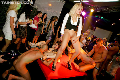 Wooing european MILFs getting appealing and acting saucy at the groupsex gathering