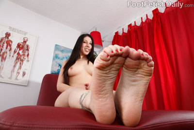 Being a stripper isnt easy! Exclusively ask Esperanza  enormous heels that babe wears are jolly her feet. Accordingly, that babe takes her tender size 7s to witness the splendid Dr. Lee. This is fluky for Esperanza, as Dr. Lee has an experimental penis-ba