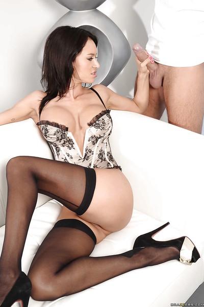 Latin MILF pornstar Franceska Jaimes appreciated a jock get pleasure a pro