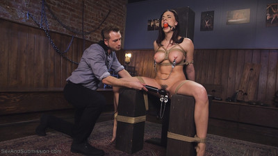 When nice-looking dark hair chanel preston meets bill bailey on a blind date, bill i