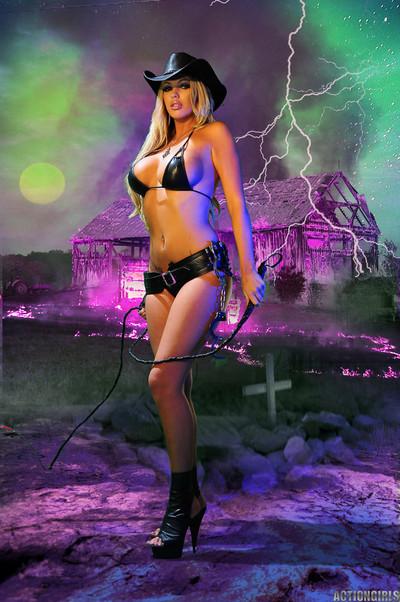Unparalleled megan daniels fotos actiongirls.com