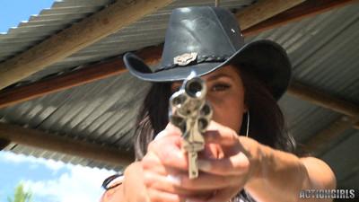 Distinctive actiongirls rosie revolver pictures actiongirlscom