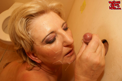 What a tremendous surprise u can gain when u enter to take a release pee
