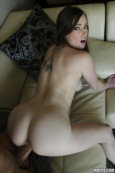 Natalie Moore licks a biggest boner and attains her smooth on top wet crack slammed raw
