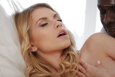 Euro BBC admirer Lana Roberts captivating hardcore interracial anal drilling