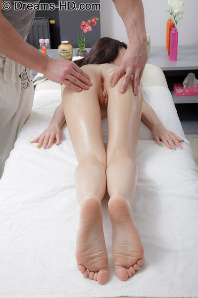 Spectacular infant purchases slammed raw whilst massage