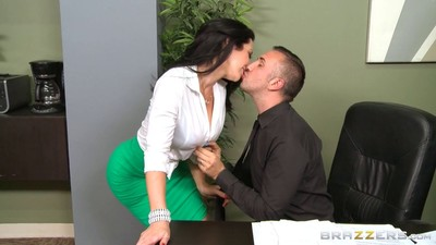 Messalina complex jayden jaymes exclusively adores her unconventional office banging