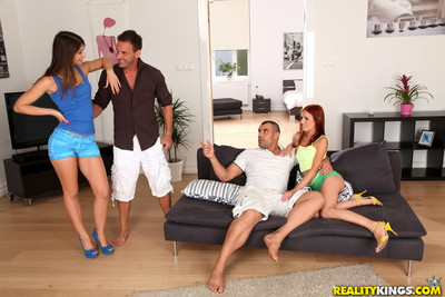 See eurosexparties scene attractive anus featuring susana melo browse discharge images of susana melo from the attractive anus porn episode now