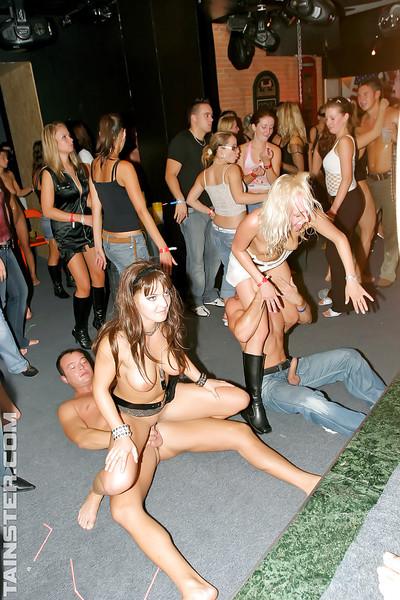Betrunken party pics