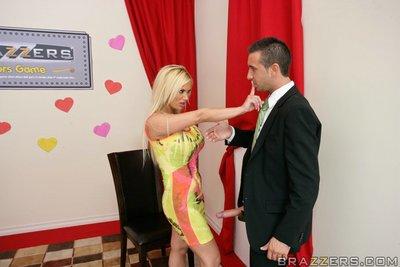 Pornstar with large love muffins Shyla Stylez anal drilling hardcore