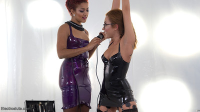 Frisky and depraved daisy ducati introduces raw toys and sensations to fantabulous
