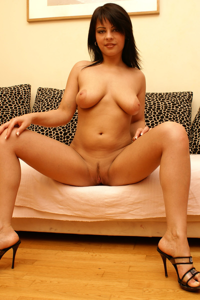 Perspired dark brown angel obtains fist bonked by milf