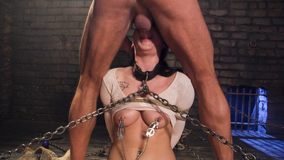 Mark davis awards to kink.com to domineer rachael madori in his number one episode in