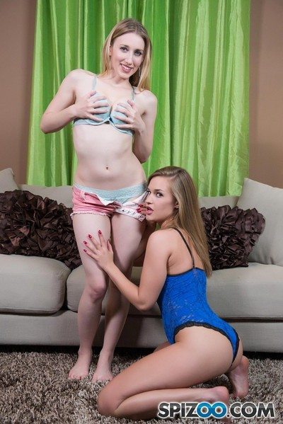 Riley reyes and april brookes