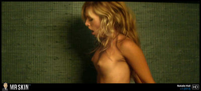 Marvelous Adult baby Liars star Natalie Hall bares it all.