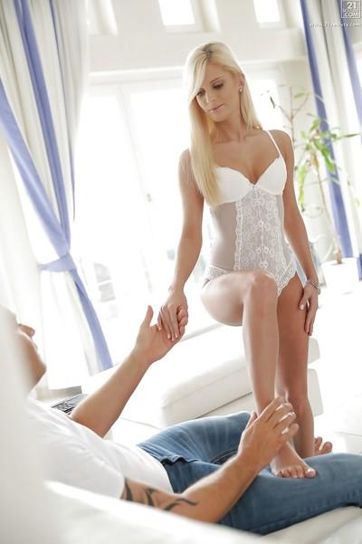 European juvenile pornstar Candee Licious having hot as was born feet worshiped