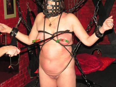 Secret fetish enjoy box enjoy of placid girl-on-girl servant in subordination