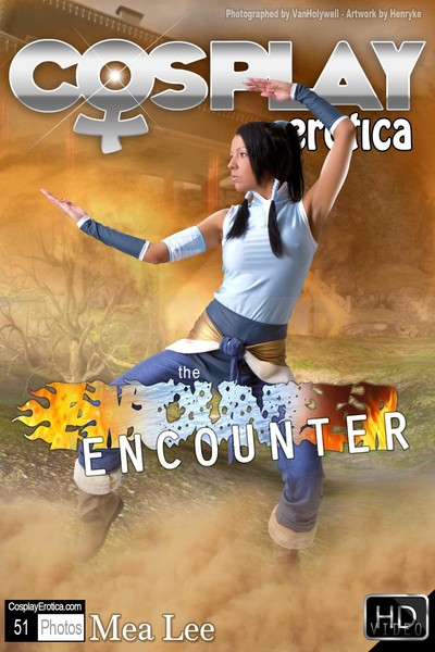 Korra the legend of korra exposed cosplay