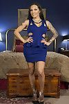 Ts foxxy interviews inexpert possible roommates and comes across a juvenile and all set to
