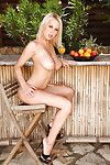 Pretty milf Mandy Dee with huge pantoons in bikini acquires nasty