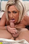 Lustful housewife brandi jaimes sucks and drills