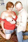 Nikki Cars shows off her giant pantoons to her punky amateur lover.
