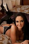 Moist MILF chicito in nylons Ava Addams amplifying her shaft