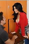Steaming damp advisor with spectacular cans Romi Rain purchases her wet crack cocked up