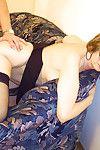 Harsh educator adult anna enjoying younger ramrod astonishingly