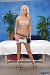 Dirty hotty ivana screws her massage client later on a rub down