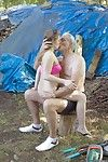 Hairy pouches can be smokin\' dangerous for a youthful playing with in a forest, if can lead to subjects have benefit from sex. Double old chaps were enjoying a nice day in nature at picnic, when the majority dirty youngster comes around and steals their b