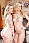 Natasha Starr with her wild girlfriend will make u rod massive as tock