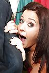 Alluring lass Trisha is stunned with the size of shlong she\'s gonna fuck
