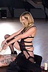 Maitresse madeline bares her true to life banging life with her live partner, w