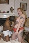 Interracial swingers foursome very