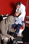 Fairy-haired Kathia Nobili is teased with gyno instruments when she\'s awake