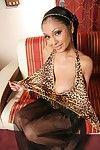 Indian MILF pornstar Priya Anjeli Rai stripped off to show her massive mangos