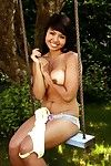 Titsy unconventional indian teen rhys adams stretching her hirsute muff