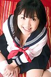 Jun Ishizaki Eastern is hawt and spry in sailor chicito uniform