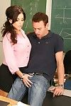 Appealing milf daddy digs a stud student right after form