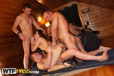 Student party shows really hot sluts getting drilled